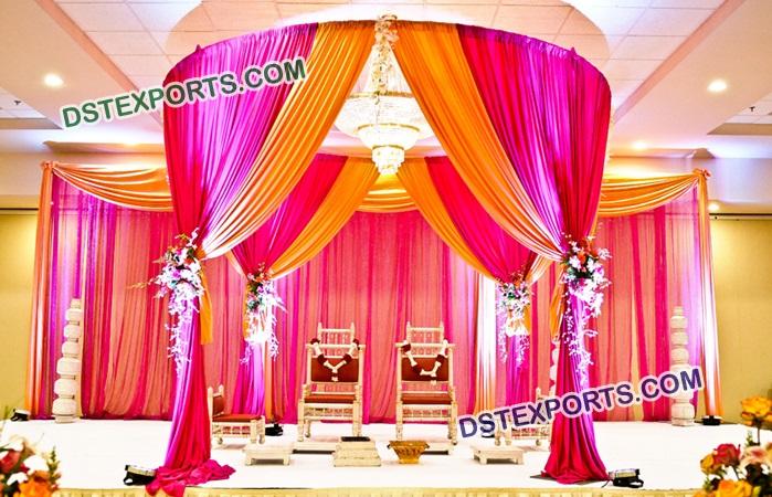 Latest Designer Hindu Wedding Mandap