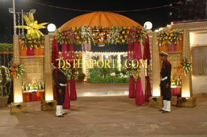 NEW INDIAN WEDDING WELCOME GATE